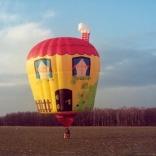 Balloon s/n 034